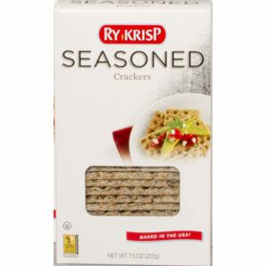 RYKRISP crackers - Seasoned